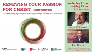 Renewing Your Passion for Christ Conferentie