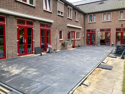 Open Dag renovatie gebouw Teen Challenge Heerhugowaard